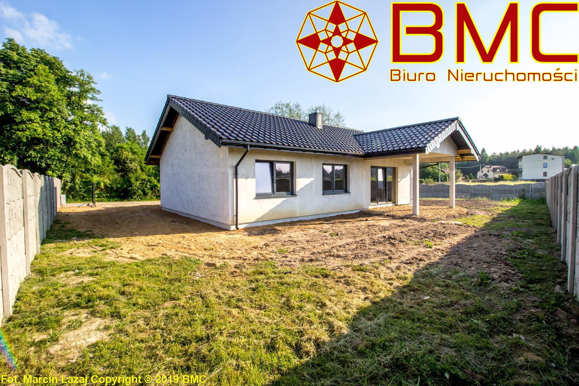 Nieruchomość Dom sprzedaż Dębowa Góra NOWY Dom w stanie deweloperskim - Dębowa Góra1