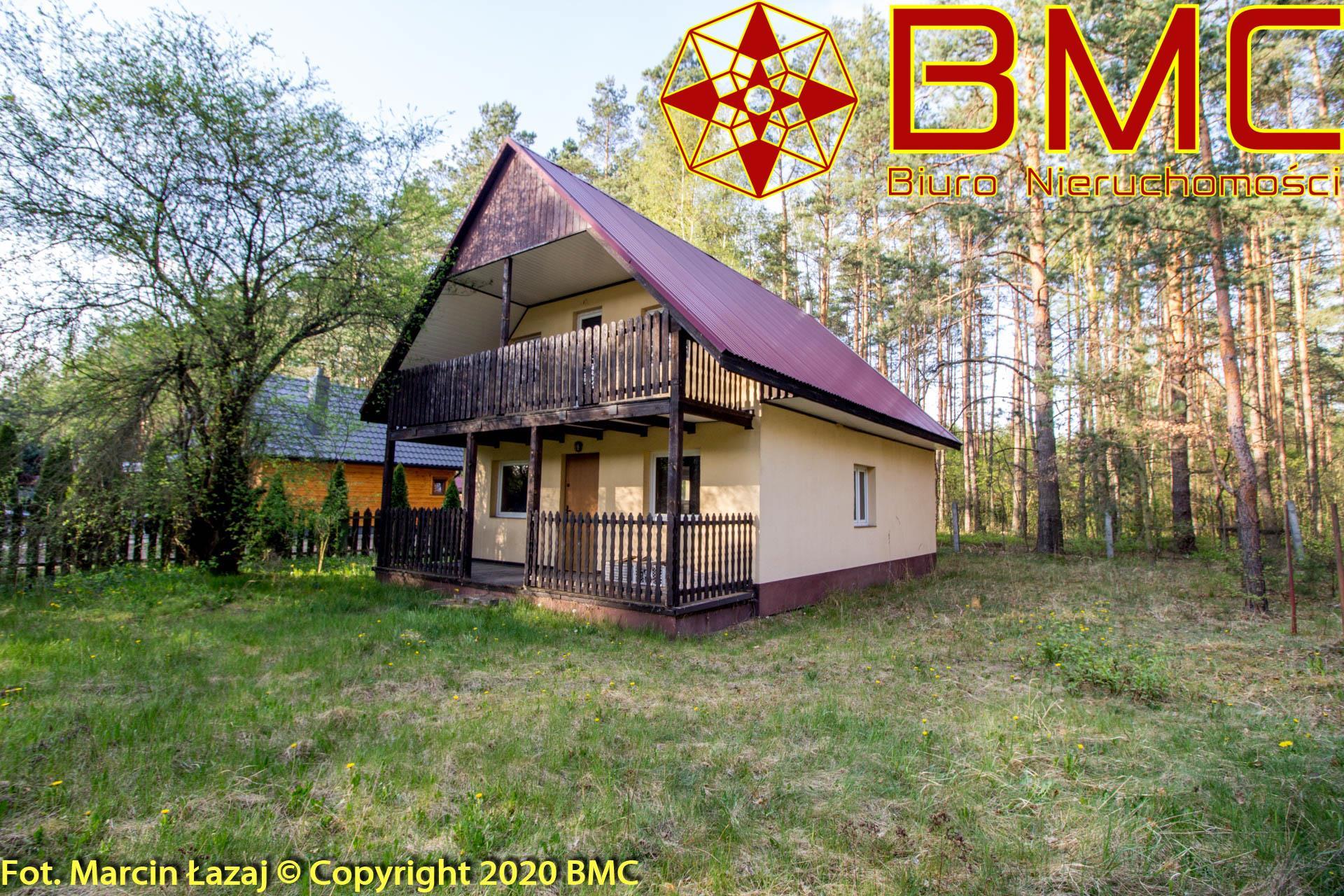 Nieruchomość Dom sprzedaż Lubliniec Domek rekreacyjny w Kokotku przy samym lesie1