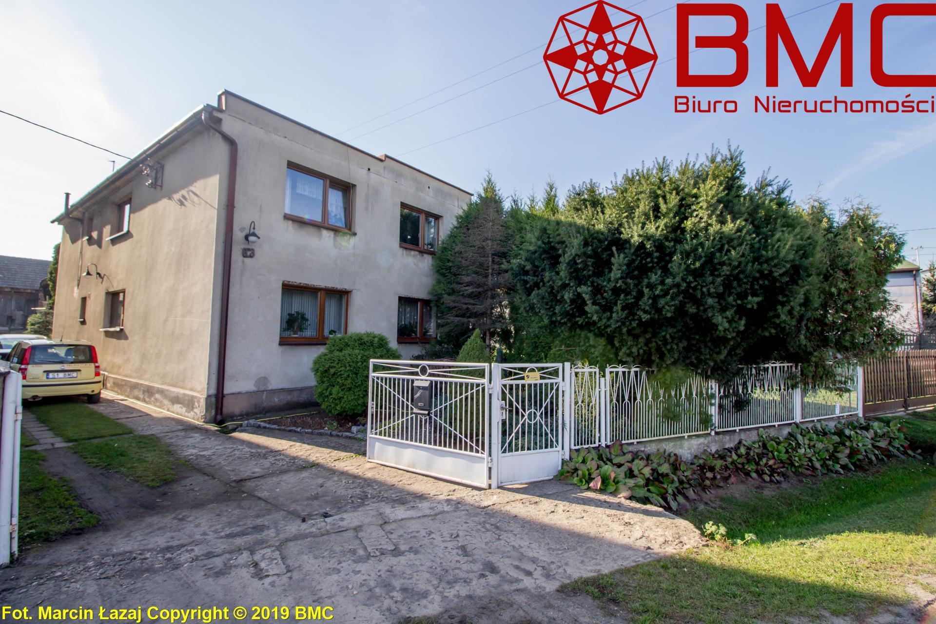 Nieruchomość Dom sprzedaż Zawisna Dom pod Częstochową- Zawisna, gm. Kamienica Polska1
