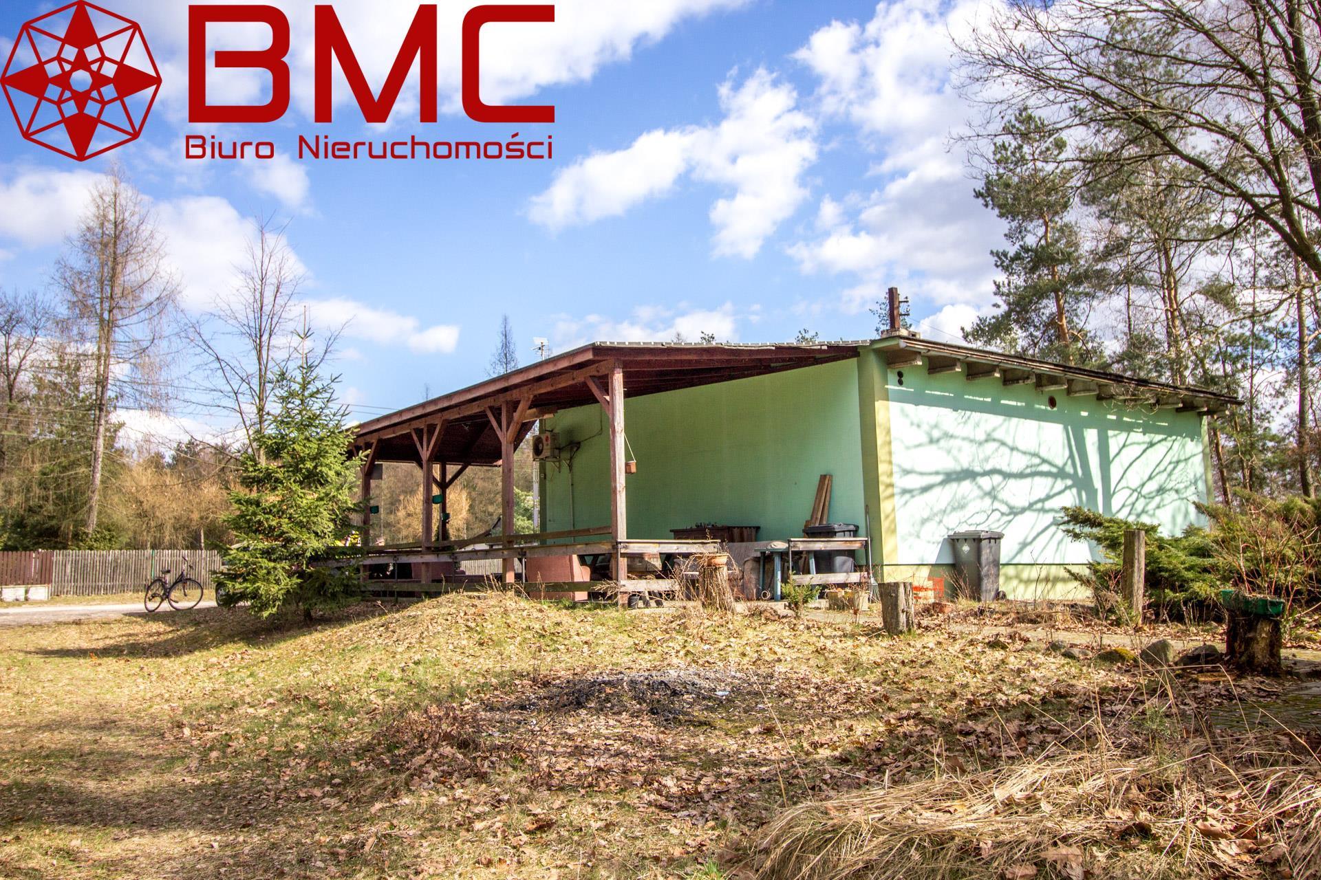 Nieruchomość Lokal sprzedaż Kamińsko Budynek na domek letniskowy Kamińsko1