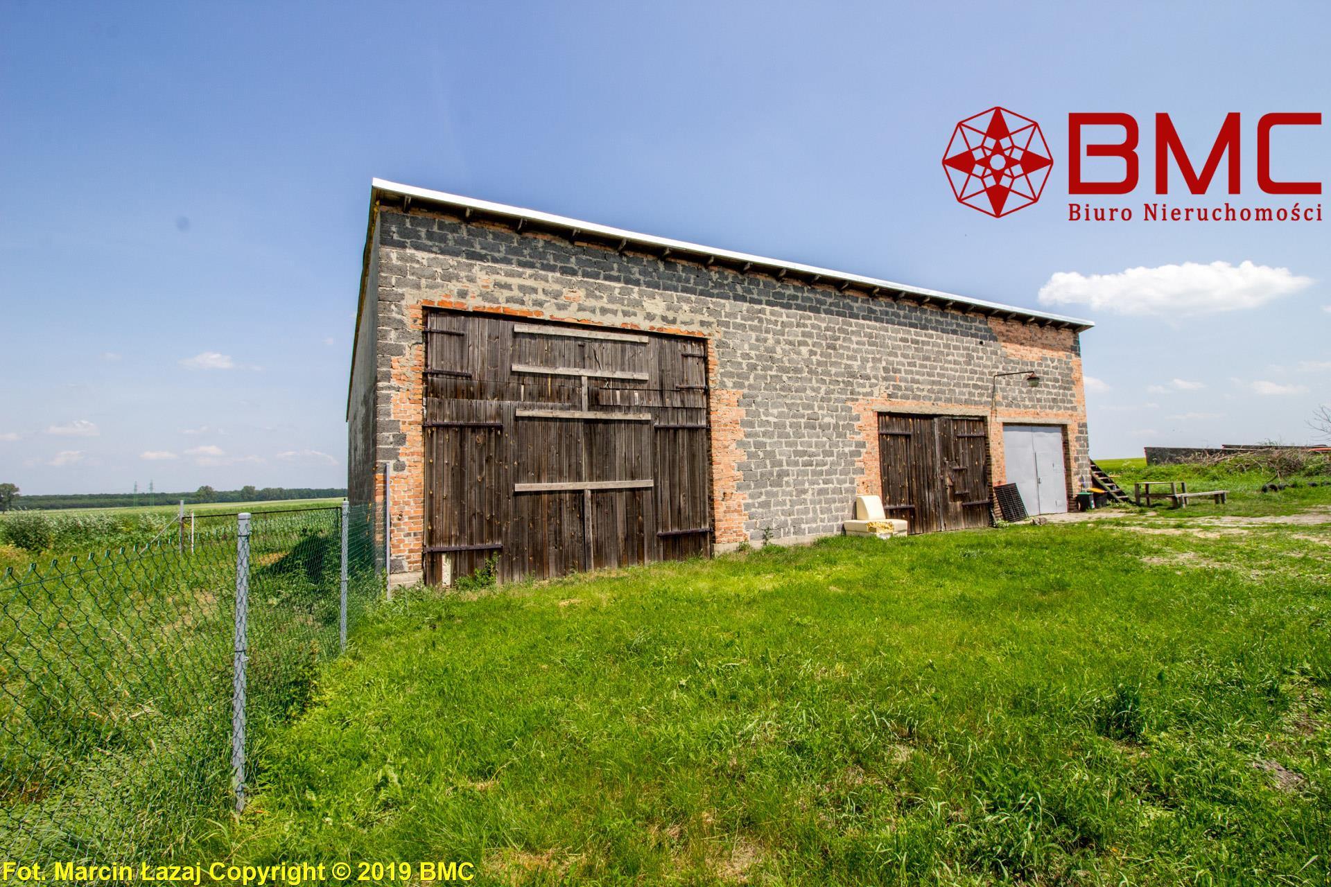 Nieruchomość Obiekt wynajem Radonia Hala-magazyn 200m2 - Radonia1