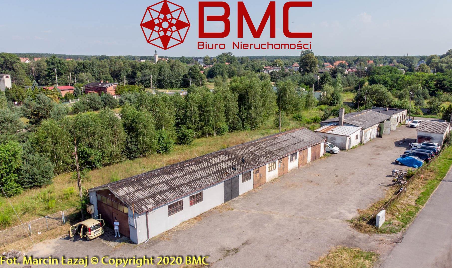 Nieruchomość Obiekt sprzedaż Tworóg Budynki przemysłowe w Tworogu1
