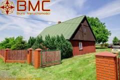Oferta Drewniany dom Dąbrowa, gm Przystajń