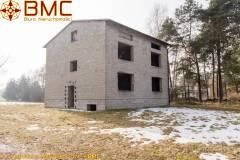 Oferta Piętrowy dom w Rudniku Małym- stan surowy otwarty